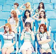Picture of a band or musician: Twice (트와이스)