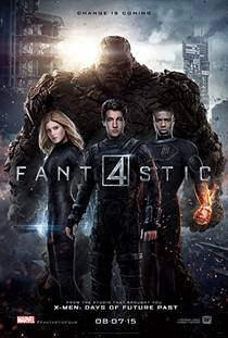 Picture of a movie: Fantastic Four