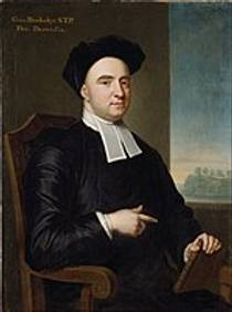 Picture of an author: George Berkeley