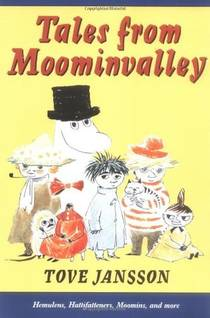 Picture of a book: Tales From Moominvalley