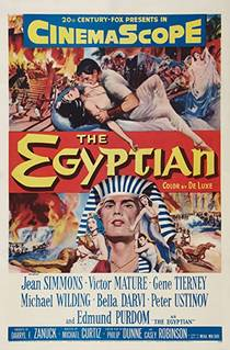 Picture of a movie: The Egyptian