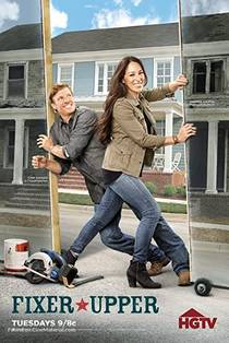 Picture of a TV show: Fixer Upper