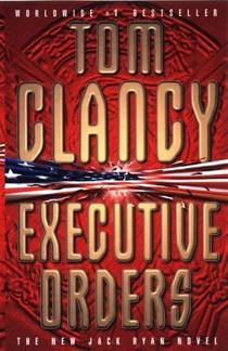 Picture of a book: Executive Orders