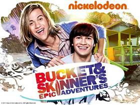 Picture of a TV show: Bucket And Skinner's Epic Adventures