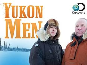Picture of a TV show: Yukon Men