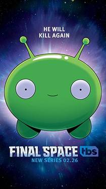 Picture of a TV show: Final Space