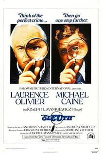 Picture of a movie: Sleuth