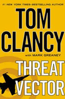 Picture of a book: Threat Vector