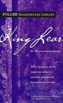 Picture of a book: King Lear