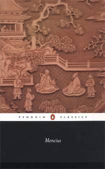 Picture of a book: Mencius