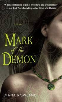 Picture of a book: Mark Of The Demon