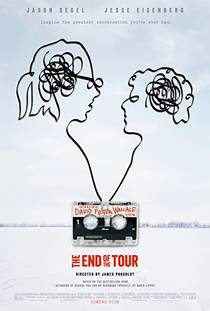 Picture of a movie: The End Of The Tour