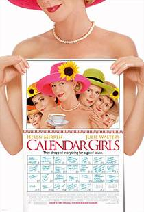 Picture of a movie: Calendar Girls