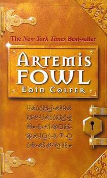 Picture of a book: Artemis Fowl