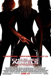 Picture of a movie: Charlie's Angels: Full Throttle