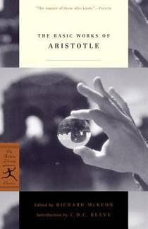 Picture of a book: The Basic Works of Aristotle