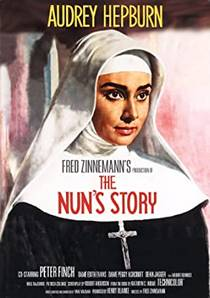 Picture of a movie: The Nun's Story