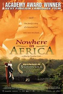 Picture of a movie: Nowhere In Africa