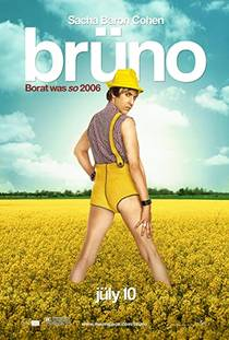 Picture of a movie: Brüno