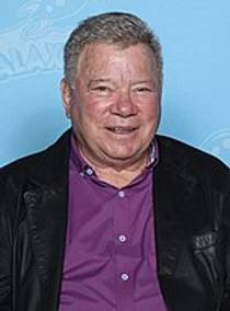 Picture of an author: William Shatner