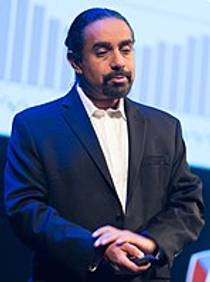 Picture of an author: Ramez Naam