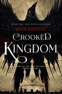 Picture of a book: Crooked Kingdom