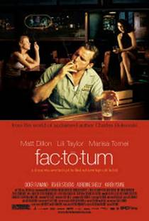 Picture of a movie: Factotum
