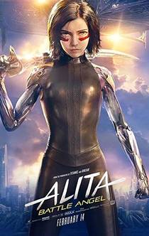 Picture of a movie: Alita: Battle Angel