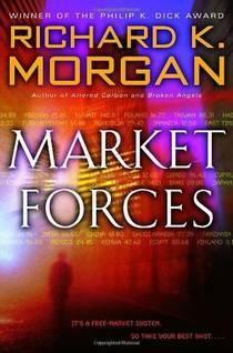 Picture of a book: Market Forces