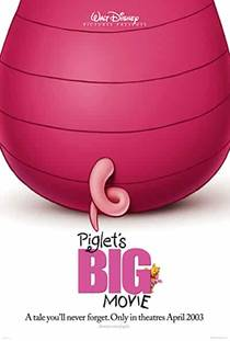 Picture of a movie: Piglet's Big Movie