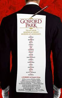 Picture of a movie: Gosford Park
