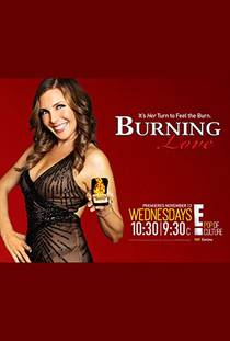 Picture of a TV show: Burning Love