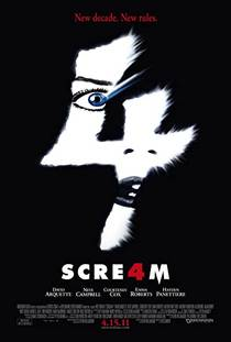 Picture of a movie: Scream 4