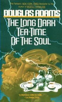 Picture of a book: The Long Dark Tea-Time Of The Soul