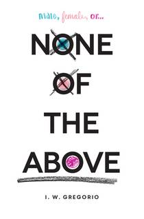 Picture of a book: None Of The Above