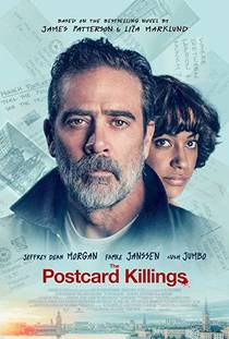 Picture of a movie: The Postcard Killings