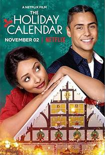 Picture of a movie: The Holiday Calendar