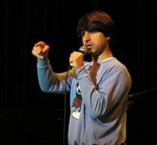 Picture of an author: Demetri Martin
