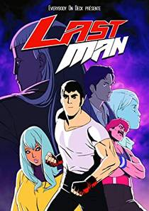 Picture of a TV show: Lastman