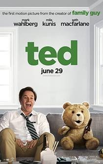 Picture of a movie: Ted