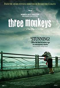 Picture of a movie: Three Monkeys