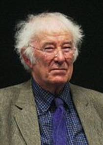 Picture of an author: Seamus Heaney