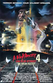Picture of a movie: A Nightmare On Elm Street 4: The Dream Master