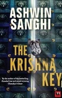 Picture of a book: The Krishna Key