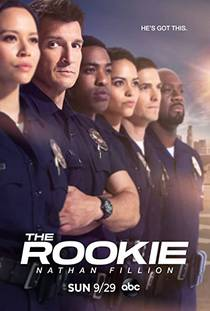 Picture of a TV show: The Rookie