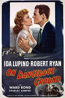 Picture of a movie: On Dangerous Ground