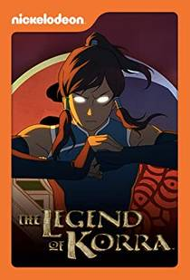 Picture of a TV show: The Legend Of Korra
