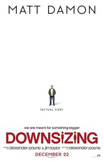 Picture of a movie: Downsizing