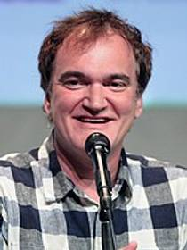 Picture of an author: Quentin Tarantino