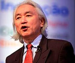 Picture of an author: Michio Kaku